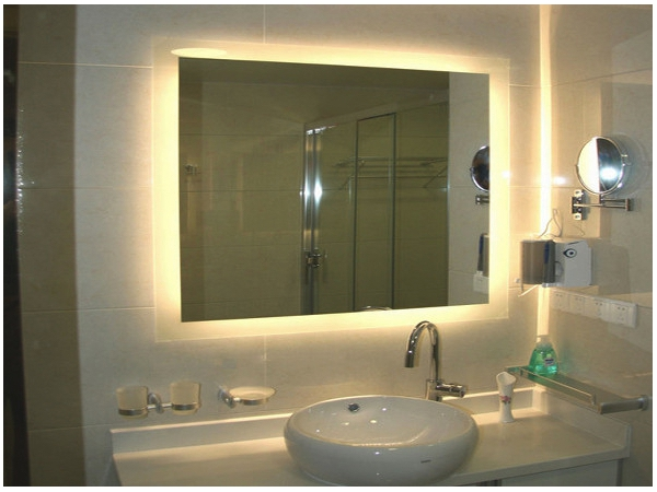 Mirror Heater LED (500W)