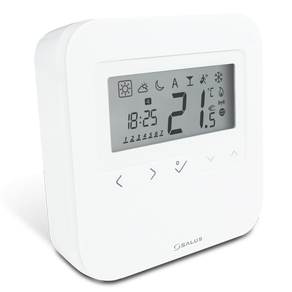 Programmable thermostat with Zigbee